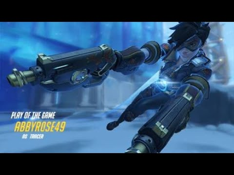 Tracer POTG [OVERWATCH]