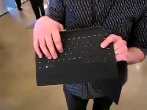 Microsoft Surface Tablet Hand on Review   Really an iPad Killer !