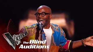 Cedric Neal's 'Higher Ground' | Blind Auditions | The Voice UK 2019