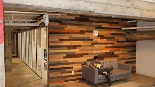 Best DIY Wall Treatment Imaginable!!!
