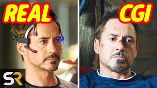 10 CGI Movie Moments So Convincing You Thought They Were Real