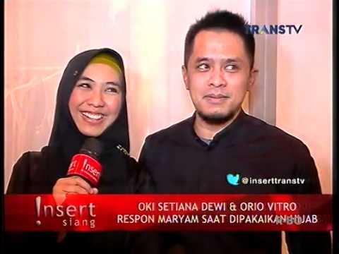 Lucunya Bayi Oki Setiana Dewi, Berita Gosip Artis & Selebritis Terbaru