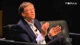 Bill Gates On Energy Innovation