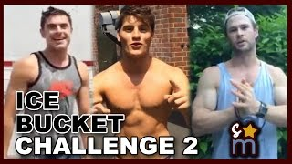 48 More Celebs ALS Ice Bucket Challenge #2 - Jared Padalecki, Zac Efron, Chris Hemsworth