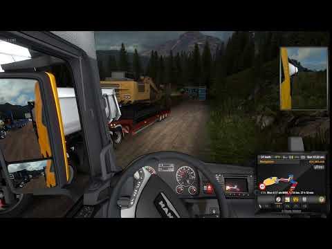 Euro Truck Simulation 2 funny #5