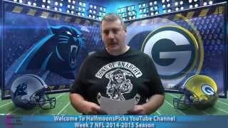 2014 2015 NFL Football Season Week 7 Predictions With