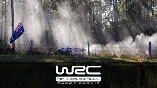 Vidéo WRC Coates Hire Rally Australia 2013: Stages 13-16