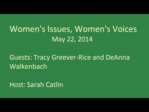 Women's Issues, Women's Voices May 22, 2014 KOPN Columbia 89.5fm