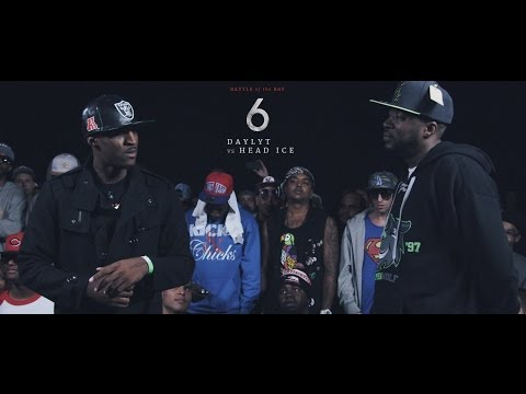 KOTD – Rap Battle – Daylyt vs Head I.C.E.