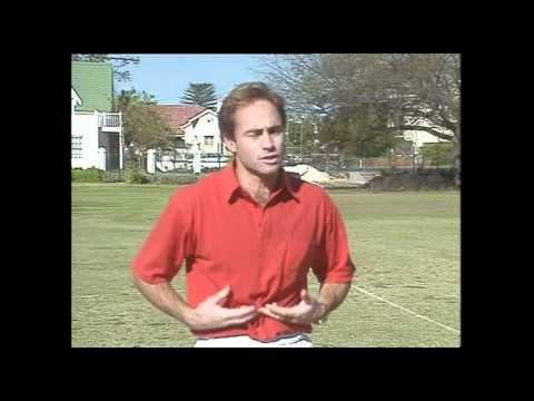 Cricket Coaching by Bob Woolmer. Part 2 of 3 (HQ)