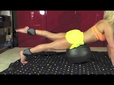 Swexy Fitness Can Crushing Glutes Part 1