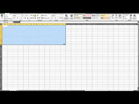 Tutorial - Excel 2010 - 10 Things you must know