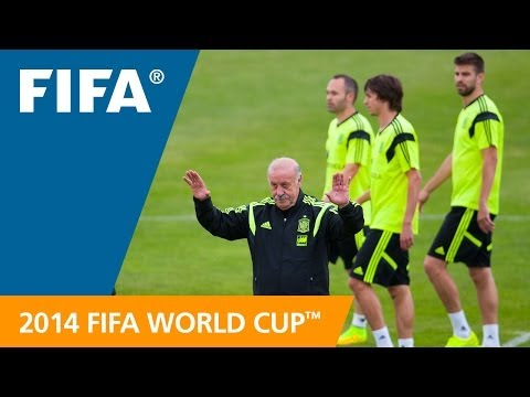 Del Bosque: We have an obligation to perform