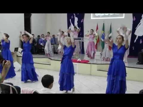 Coreografia É Milagre - André e Felipe