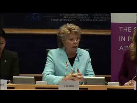 Speech by Viviane Reding at the WIP Annual Summit 2013