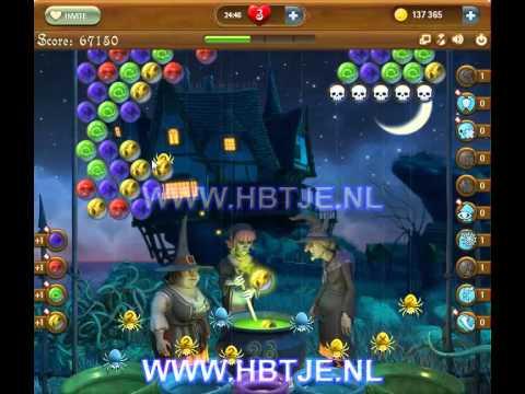 Bubble Witch Saga level 126