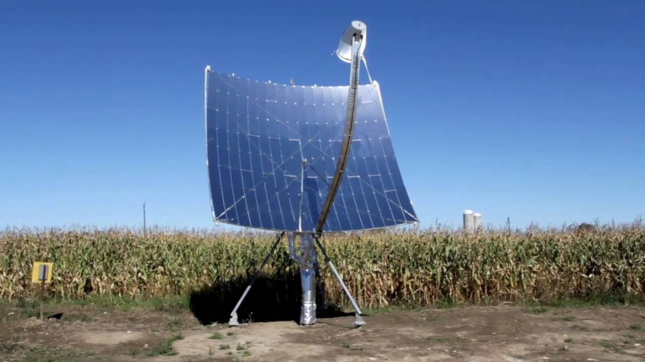 Concentrated Solar Power Csp Murray Power And