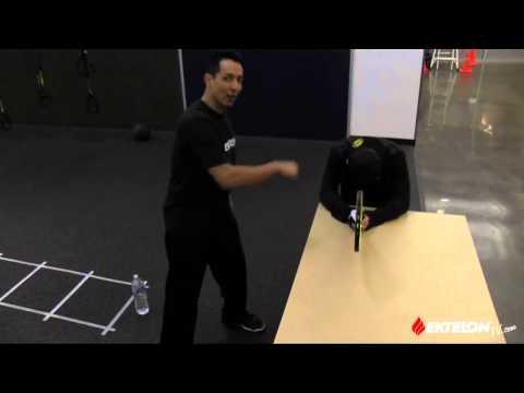 Speed & Footwork Drills