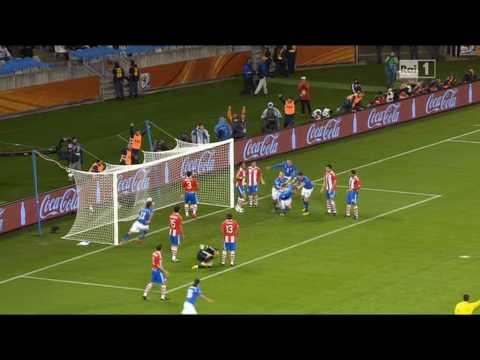 Intervista Lippi dopo Italia - Paraguay analisi partita nazionale.altervista.org