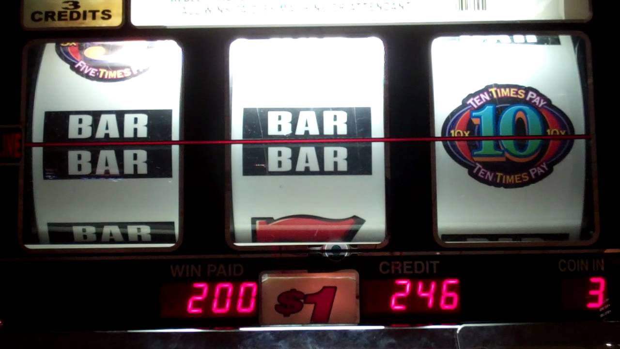 5x 10x slots
