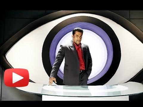 Salman Khan Starts Bigg Boss 7 - Promo PICTURES