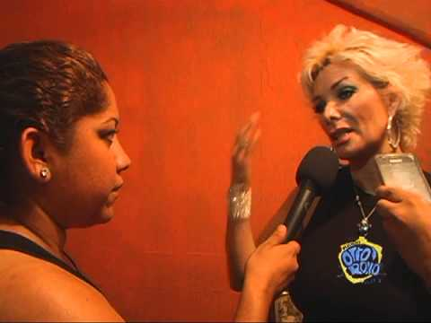 Marisela en entrevista Para Realmente Otro Rollo con Ana Lilia Cruz