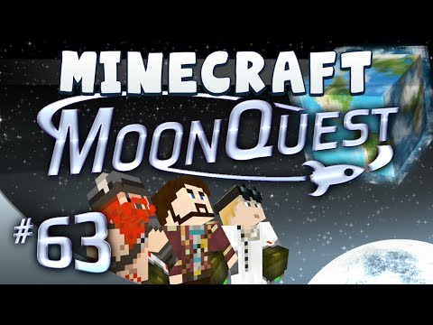 Minecraft Galacticraft - MoonQuest Part 63 - The List