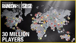 Rainbow Six Siege - 30 Million Players Trailer