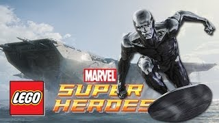 LEGO: Marvel Super Heroes Racing Silver Surfer