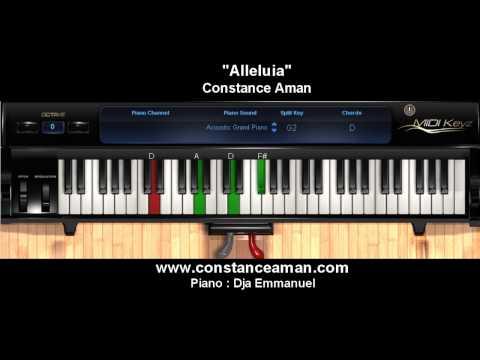 Piano - Alleluia