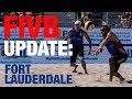 FIVB Beach Volleyball NEW Pool Play Format USA Results Mar 1st 2018