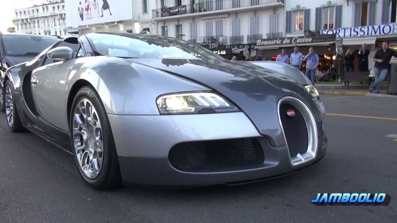 2 9 million 001 bugatti veyron grand sport startup exhaust sound and mor. Black Bedroom Furniture Sets. Home Design Ideas