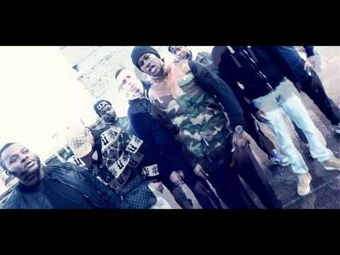 Skeezy.D _Thug life feat Branx & Thiersson (Hood Video)