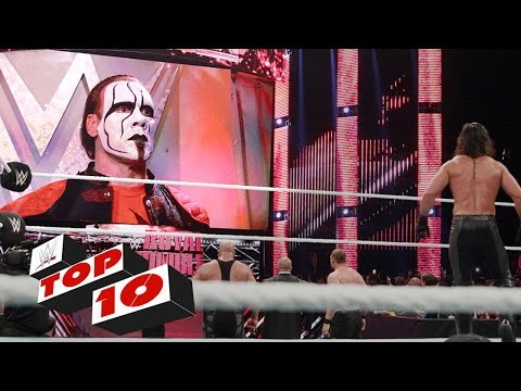 Top 10 WWE Raw moments: January 19, 2015