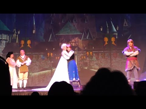 For the First Time in Forever: A Frozen Sing-Along Celebration, Disney's Hollywood Studios
