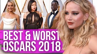 Best & Worst Dressed Oscars 2018 (Dirty Laundry)