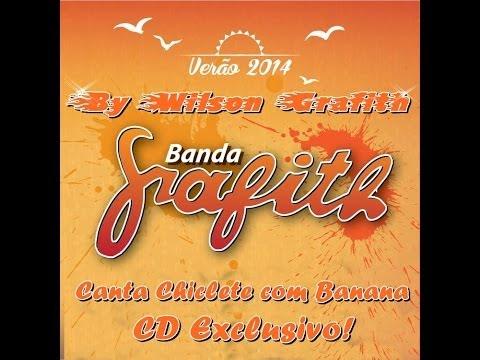 Banda Grafith - CD Seleção de Musicas de Chiclete Com Banana