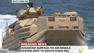 OMG! CHINA Deploys Missiles To South CHINA Sea!