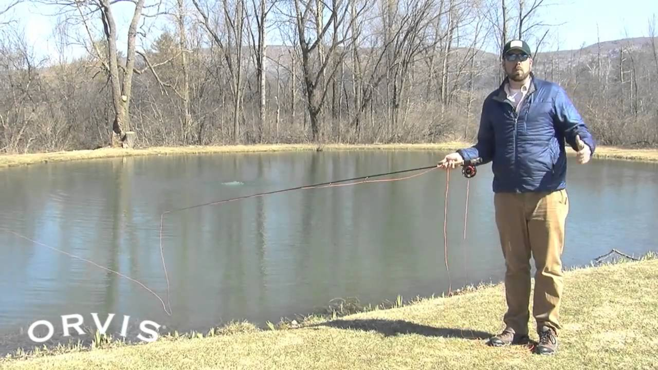 Ask a fly fishing instructor casting in the wind youtube for Fishing in the wind