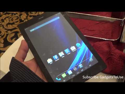 Oplus XonPad 7 Voice Calling, 3G Android Tablet with 5MP Camera, India