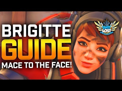 Overwatch - Brigitte Guide - Mace to the Face! (Tips and Advice)