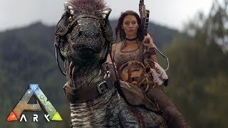ARK: Survival Evolved - Live Action Teaser Trailer