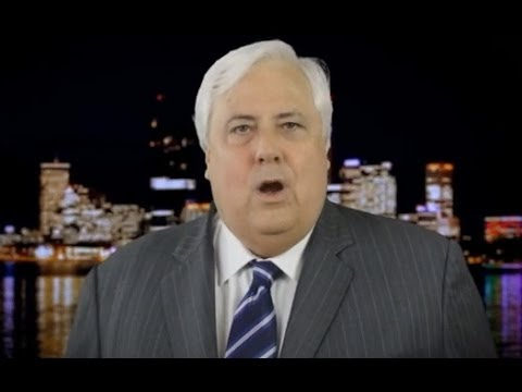 Clive Palmer DVD Review