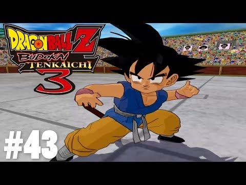 Dragon Ball Budokai Tenkaichi 3 - Tập 43 - Goku GT Tham Chiến Đại Hội Võ Thuật | Big Bang