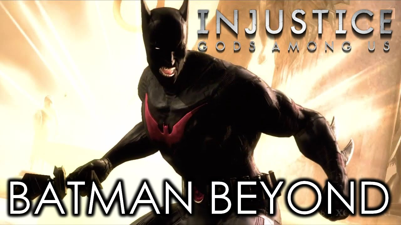 INJUSTICE: GODS AMONG US - BATMAN BEYOND COSTUME [HD ...
