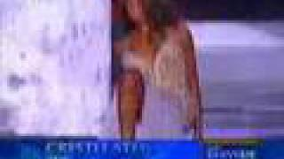 Miss Usa Crystle Stewart Se Cae En El Miss Universo 2008