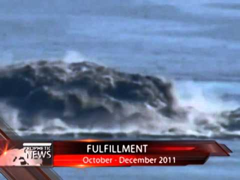 Under Water VOLCANO ERUPTS! Troubling Events..Dec.2011: Prediction