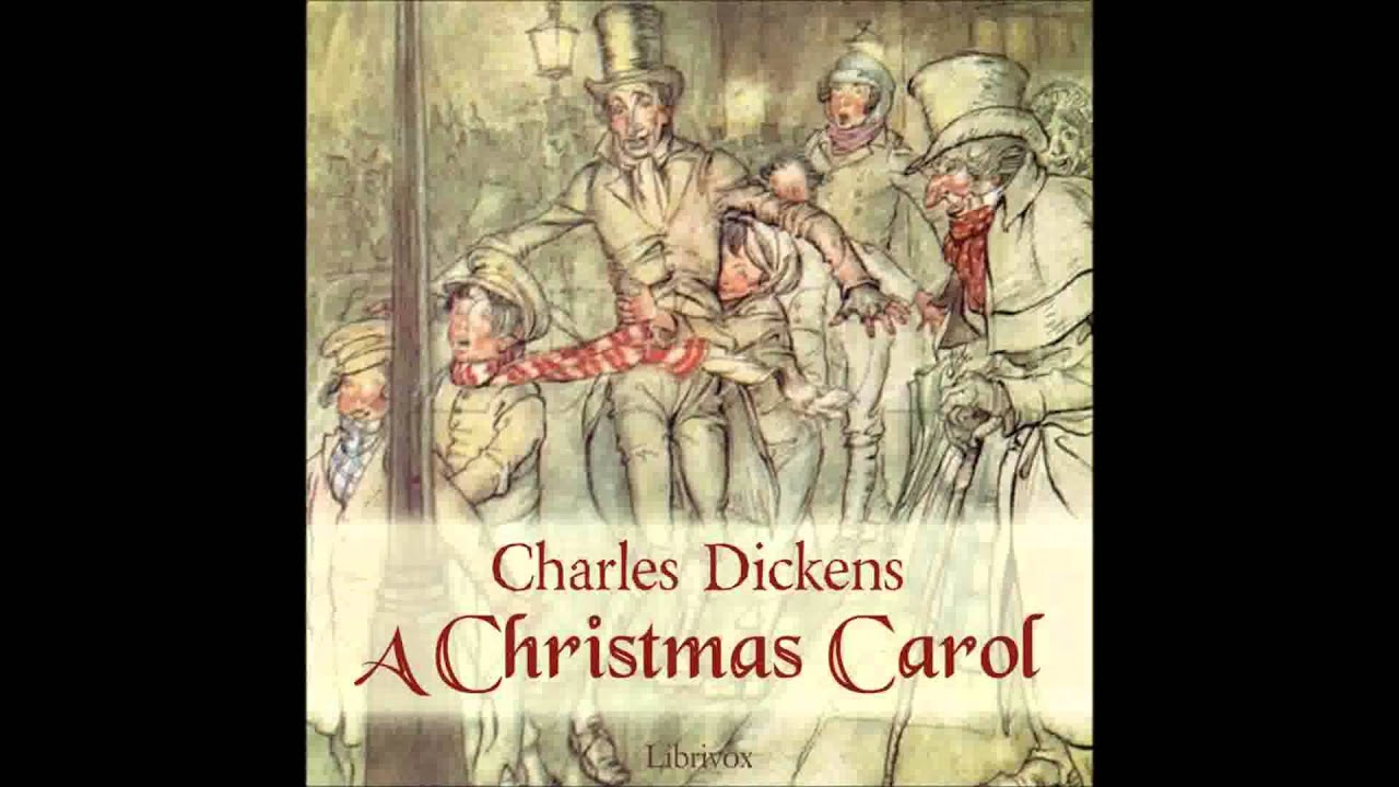 Faster Audio Book: Charles Dickens's A Christmas Carol. Stave 2 — The First of the Three Spirits ...