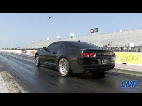 Supercharged Camaro - 9.1 @ 160mph