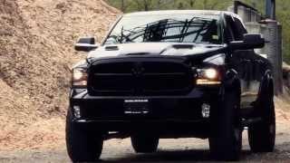 "Lifted 2014 Dodge Ram 1500 Mopar Kelowna "" The Reaper"